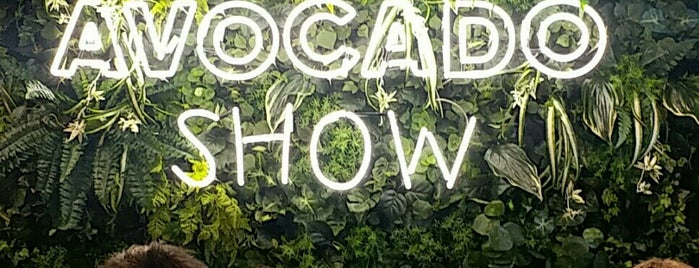 The Avocado Show is one of amsterdam.