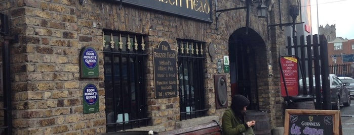 The Brazen Head is one of Hans Zimmer — Irish Pub.