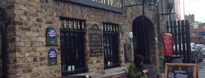 The Brazen Head is one of Hans Zimmer — Irish Pub.
