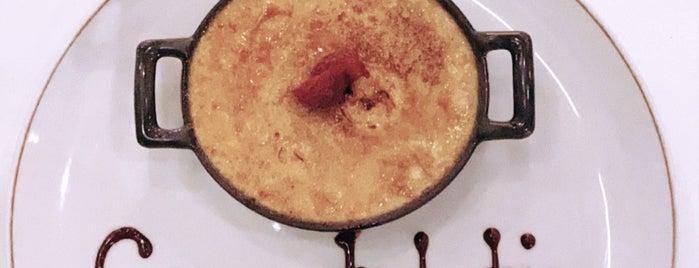Scalini is one of Riyadh Food.
