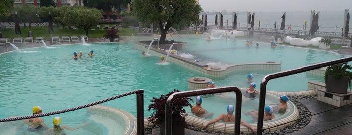 Aquaria Thermal Spa is one of FELICE : понравившиеся места.