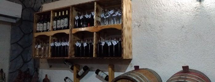 Частная винодельня Гаделия is one of FELICE : понравившиеся места.