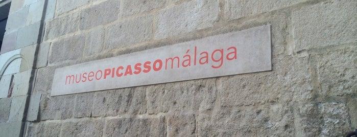 Museo Picasso Málaga is one of Qué visitar en Málaga.
