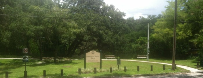 Patterson Street Park is one of City of Tampa Parks.