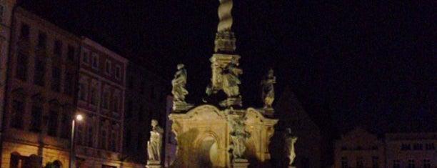 Dolní náměstí is one of Lieux qui ont plu à Antonín.