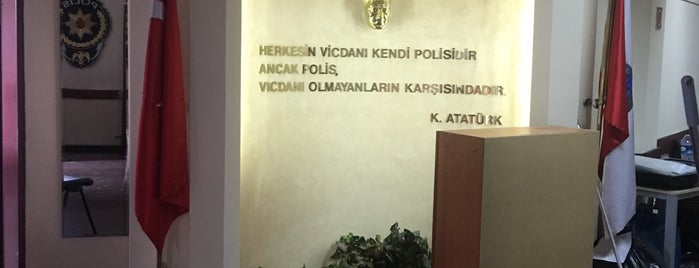 Yıldızevler Polis Karakolu is one of Locais salvos de LMN.