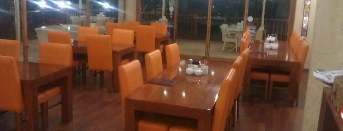 Çağlayan Restaurant Ve Cafe is one of İzmir mekanları.