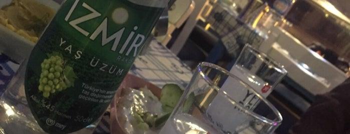 Alaçatı Restaurant&Rum Meyhanesi is one of Nightlife In Eskişehir.