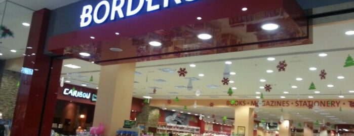 Borders مكتبة بوردرز is one of Dubai.