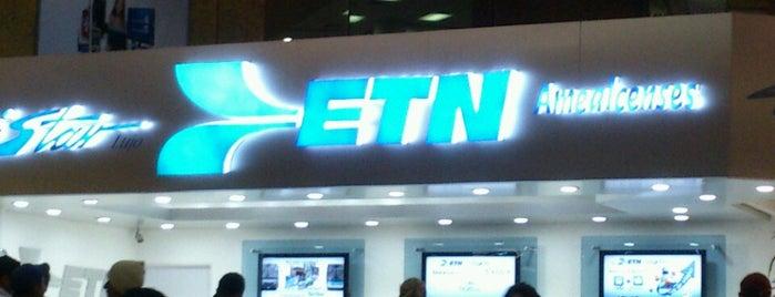 ETN is one of Lieux qui ont plu à Jose.