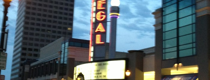 Regal Rockville Center is one of Entertainment & Nightlife.