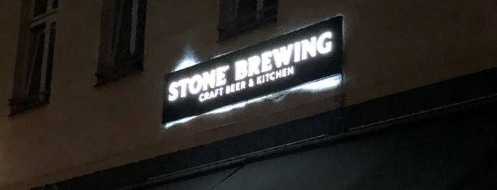 Stone Brewing Tap Room is one of Lieux sauvegardés par Davide.