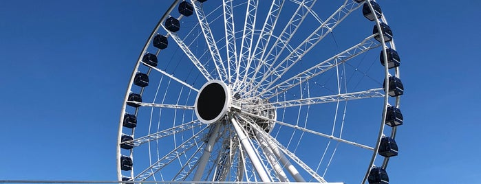 Centennial Wheel is one of Sandybelleさんのお気に入りスポット.