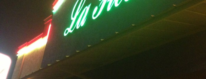 La Fiesta Restaurant & Cantina is one of William'ın Beğendiği Mekanlar.