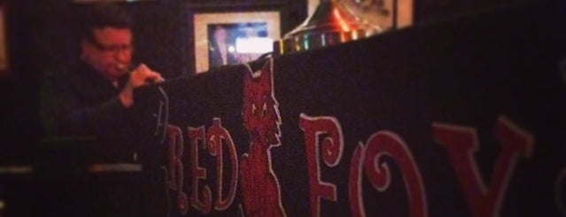 Red Fox Room is one of Good Eats: South SD Edition.