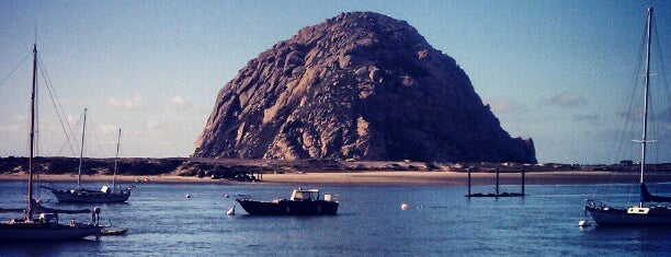 Morro Bay State Park is one of CA road trip.