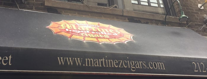 Martinez Handmade Cigars is one of New York.