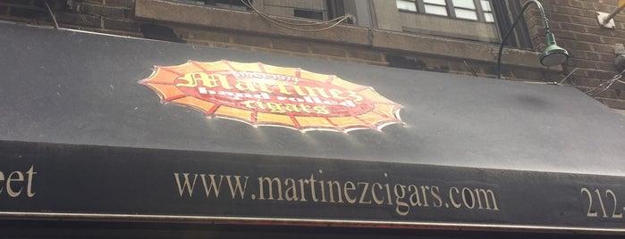 Martinez Handmade Cigars is one of Stevenson's Top Cigar Spots.