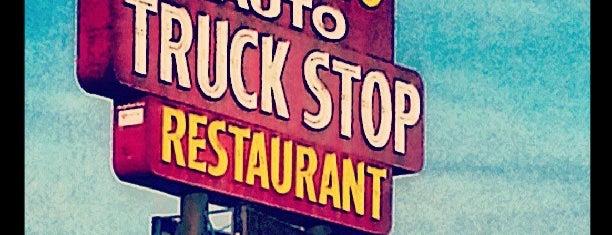 North 40 Truck Stop & Restaurant is one of Lee: сохраненные места.