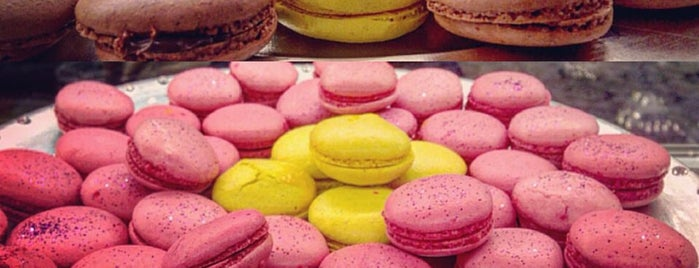 The Macaron Cafe is one of Trabzon.