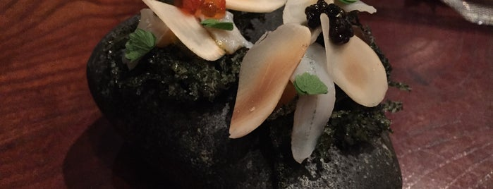 Astrid y Gastón is one of World's 50 Best Restaurants 2015.