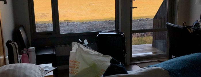 Fosshotel Nupar is one of Iceland.