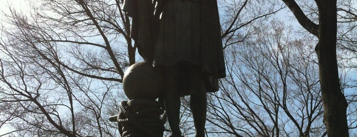 Columbus Statue is one of Heritage and Art.