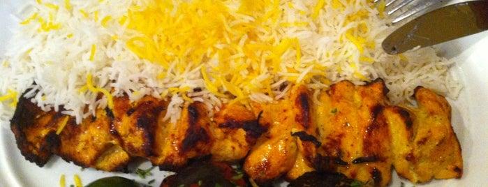 Ravagh Persian Grill is one of Mediterranean Masters & Greek Gods 🔱.
