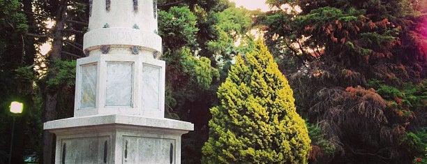 Jardín Botánico Carlos Thays is one of Mis Lugares (Buenos Aires).