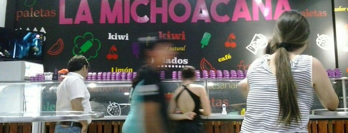 La Michoacana is one of Panama City.