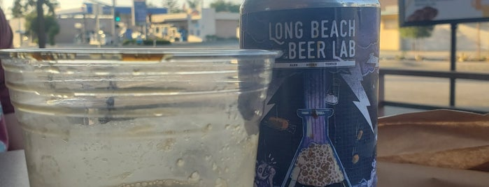 Long Beach Beer Lab is one of LB2DO.