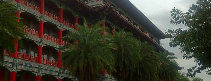Grand Hotel is one of Kaohsiung.
