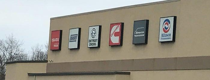 IState Truck Center is one of Selena : понравившиеся места.