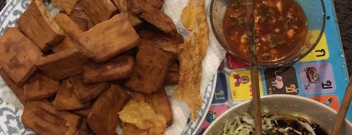 Lek Seafood is one of Bkk.