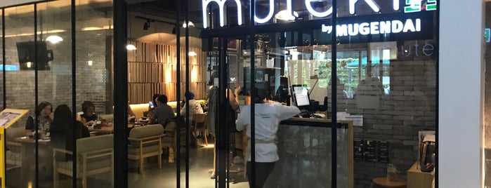 Muteki is one of Dining.