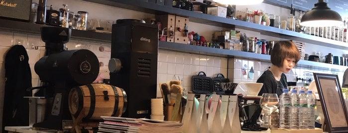 Koff & Bun By ไต้แป๊ะ is one of 07_ตามรอย_coffee.