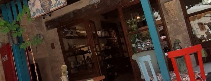 Elika café is one of Lugares guardados de Tugba.