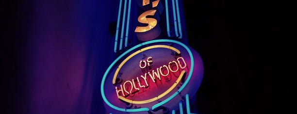 Mickey's of Hollywood is one of Lieux qui ont plu à David.