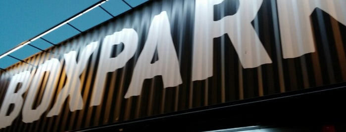 BOXPARK Shoreditch is one of Worldwide: Best Design & Concept-Stores!.