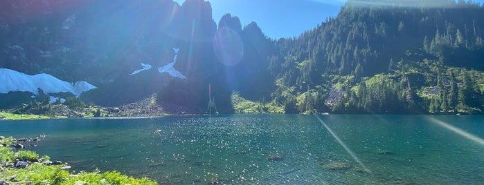 Lake Twentytwo is one of Hiking 2015.