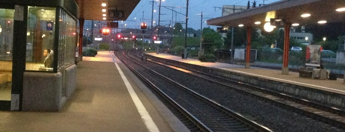 Bahnhof Wetzikon is one of Europe Favourites.