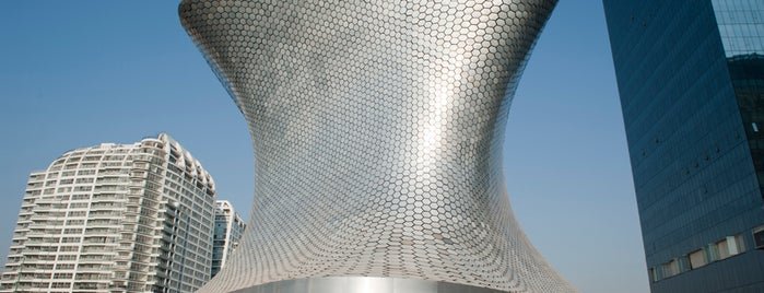 Museo Soumaya is one of mexico city.