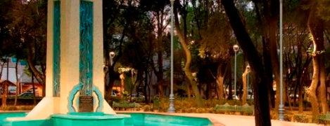 Parque México is one of VoltaBikeFriendly.