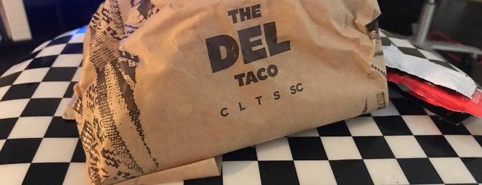 Del Taco is one of Lugares favoritos de Alberto J S.