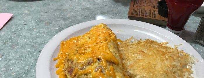Country Waffles is one of San Diego's Greasy Spoons.
