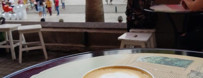 El Laboratorio de Café is one of Lieux qui ont plu à Liz.