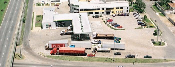 Posto 2 Irmãos (Petrobras) is one of MayorShips.