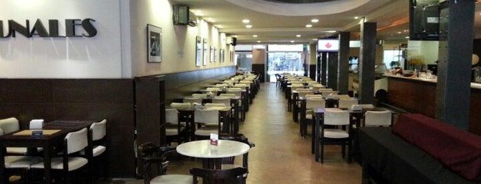 Café Tribunales is one of yuruguay.