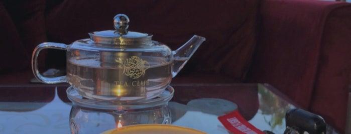 Tea Club is one of Lugares favoritos de Madawi.