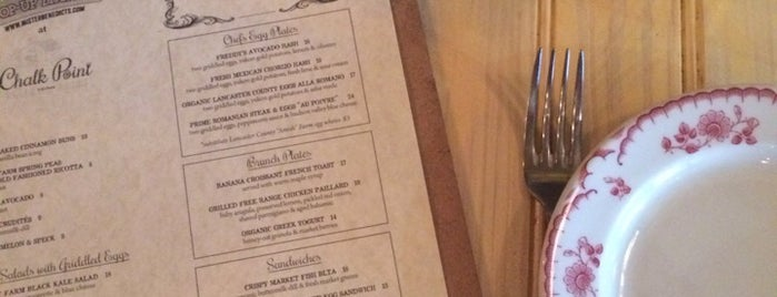 Chalk Point Kitchen is one of NYC Brunch 🗽☕️.